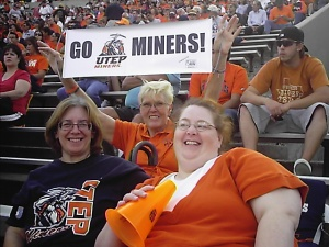 Go Miners!