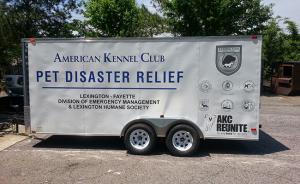 AKC trailer